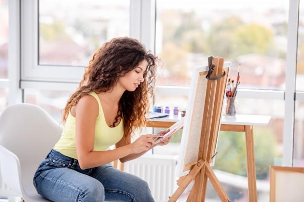 ศิลปะช่วยให้เรามีจิตใจที่ดีมากขึ้น