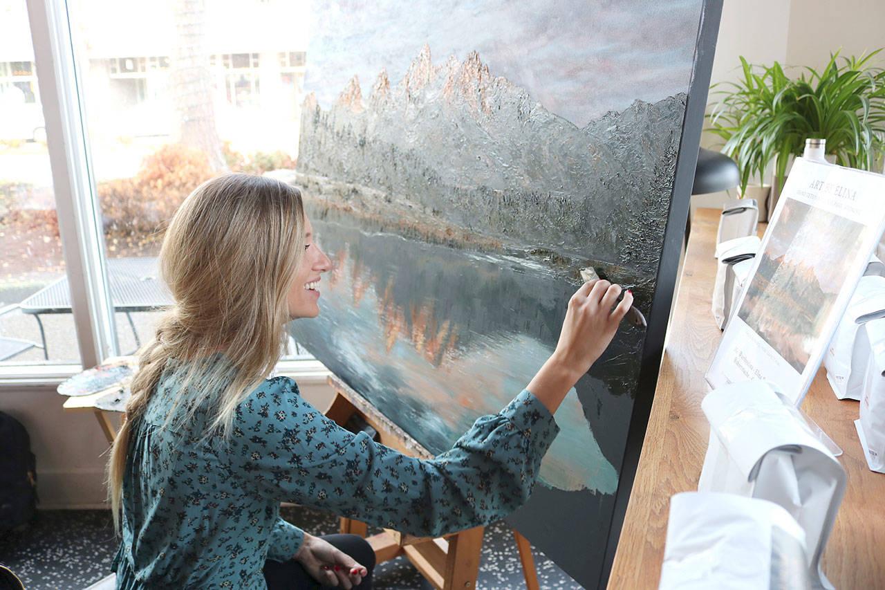 ศิลปะทำให้เราใจเย็นขึ้น